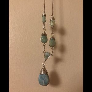 NEVER WORN Real Turquoise Necklace